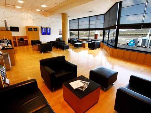 Aeropuertos VIP Club, San Carlos Bariloche International