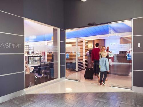 Aspire by Servisair Lounge, Bristol International