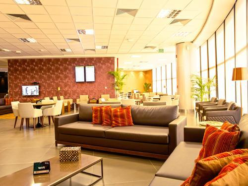 Aeroportos VIP Club, Brasilia International