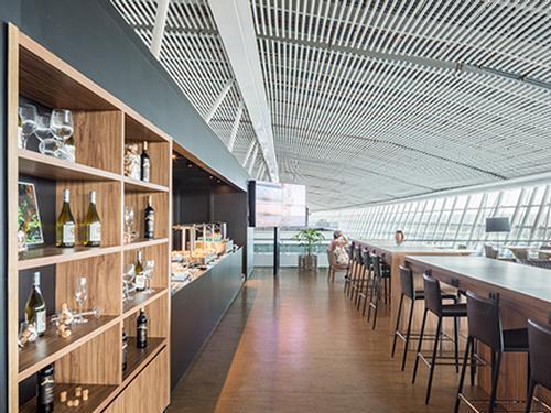 VIP Express Club Pier Norte, Brasilia J. Kubitschek Intl, Brazil