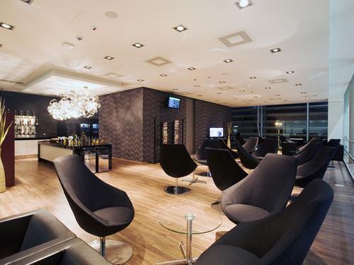 MasterCard Lounge