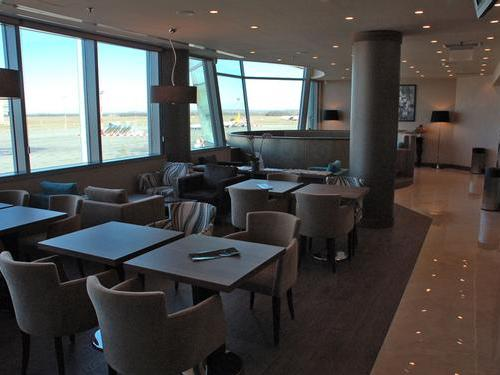 Platinum Lounge, Budapest Liszt Ferenc Intl