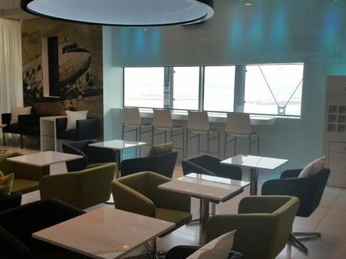 Menzies Aviation Lounge, Budapest Liszt Ferenc Intl