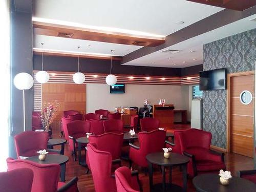 Primeclass Lounge, Batumi International