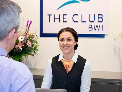 The Club BWI, Baltimore/ Washington International