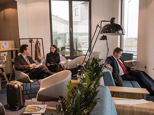Executive Lounge, Bydgoszcz Ignacy Jan Paderewski