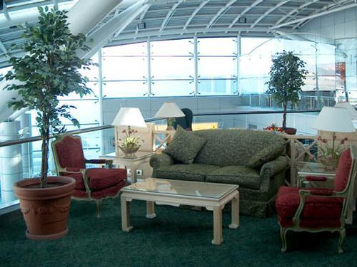 First Class Lounge, Cairo International