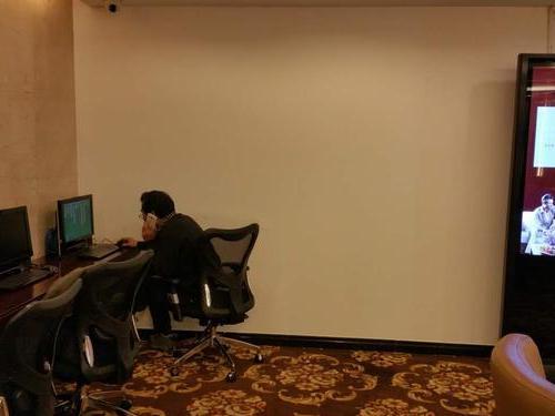 First Class Lounge, Guangzhou Baiyun Intl