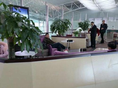 Air China Lounge, Guangzhou Baiyun International
