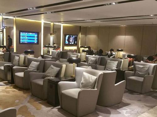Air China Lounge, Guangzhou Baiyun