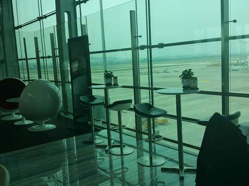 Hainan Airlines First Class Lounge,