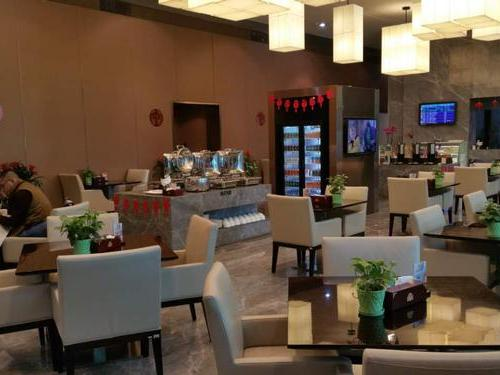 King Lounge, Guangzhou Baiyun International