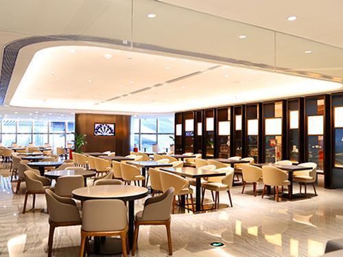 Premium Lounge, Guangzhou Baiyun International, China