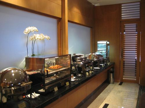 Pura Indah First and Business Class Lounge, Jakarta - Hatta International