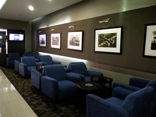 BlueSky Executive Lounge, Jakarta Soekarno-Hatta International, Indonesia