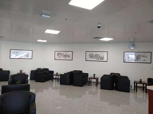 First Class Lounge 1, Changchun Longjia Intl, China