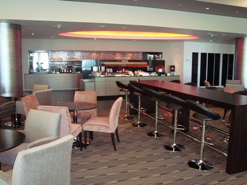 Manaia Lounge, Christchurch International