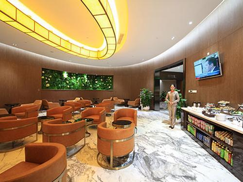 First & Business Class Lounge