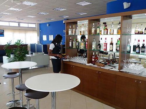 Business Class Lounge, Cotonou Cadjehoun Intl