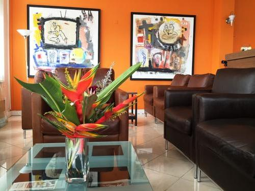 AHS Business Class Lounge, Cotonou Cadjehoun International