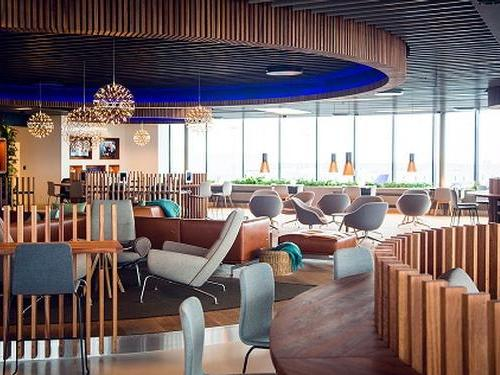 Eventyr Lounge, Copenhagen Kastrup, Denmark