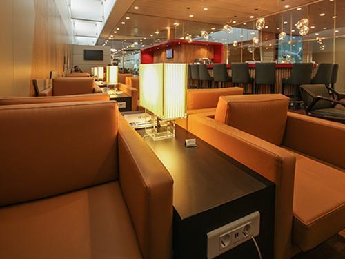 Primeclass Lounge, Copenhagen Kastrup, Denmark