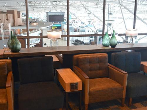 Bidvest Premier Lounge, Cape Town