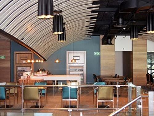 Bidair Services Premier Lounge, Cape Town