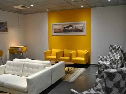 The Lounge, Brussels South Charleroi