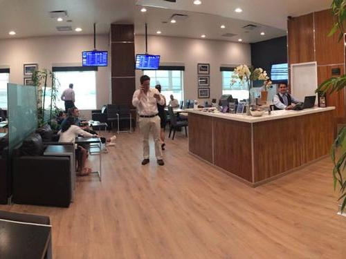 Mera Business Lounge, Cancún International