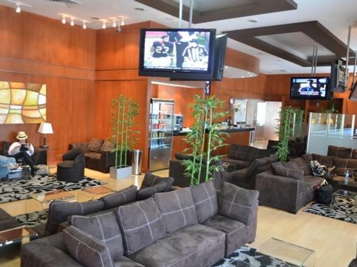 Business Lounge, Cancún International