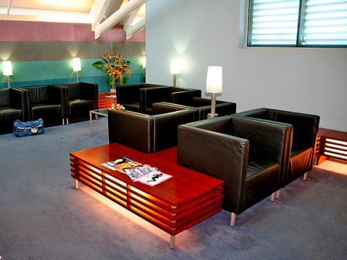 Plesman Lounge, Seating 2 - Curacao International Airport
