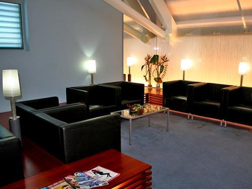 Plesman Lounge, Seating 3 - Curacao International Airport