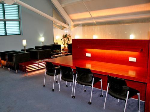Plesman Lounge, Desk Area - Curacao International Airport