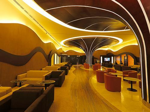 Skylounge, Dhaka Hazrat Shahjalal International