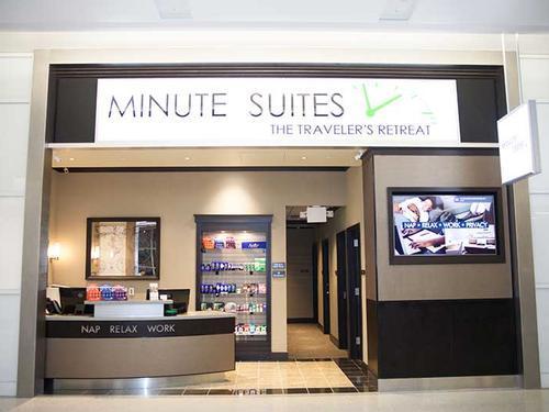 Minute Suites, Dallas TX -DFW International