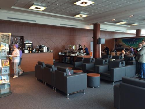 S7 Business Lounge, Moscow Domodedovo