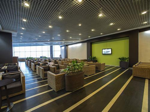 Airport Business Lounge, Moscow Domodedovo Intl