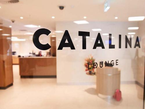Catalina Lounge, Darwin International
