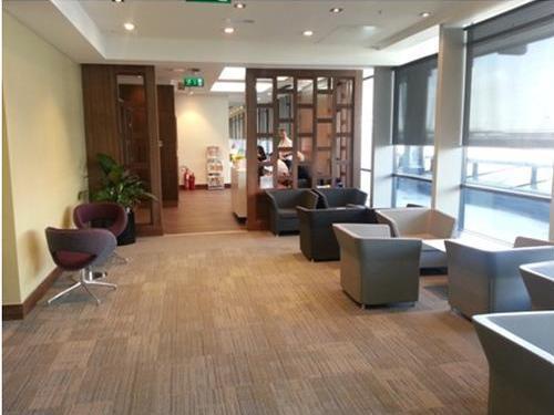 Anna Livia Departure Lounge, Dublin International