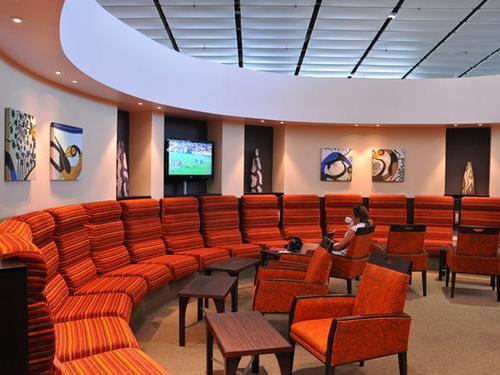 Bidair Services Premier Lounge, Durban