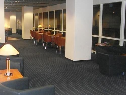 Air Berlin Lounge, Dusseldorf International Airport