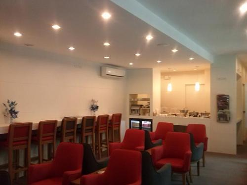 Miascor Lounge, Davao Francisco Bangoy Intl