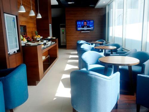 PAGSS Lounge, Davao Francisco Bangoy International, Philippines