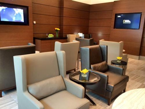Dubai International Business Class Lounge, Dubia International
