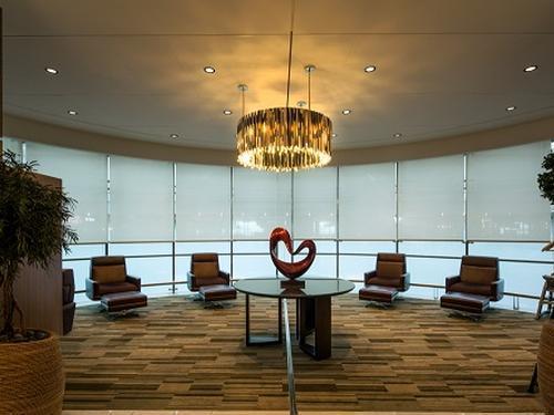 Ahlan Business Class Lounge, Terminal 1 Concourse D, Dubai International