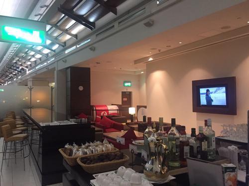 Marhaba Lounge, Dubai International