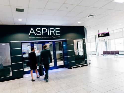 Aspire Lounge, Edinburgh International