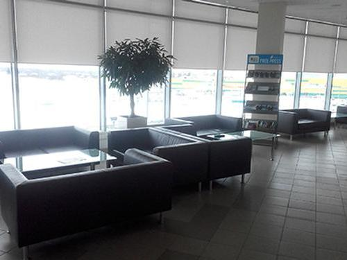 Domestic Business Lounge, Bolgorod International, Russia