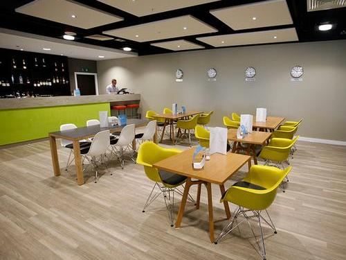 The Escape Lounge, East Midlands Airport